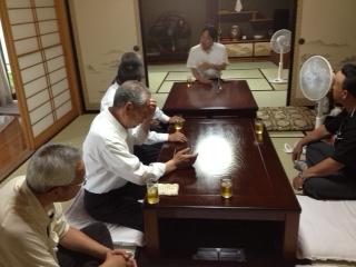 0727高清水ミニ集会1