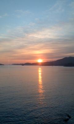 南三陸の日ノ出