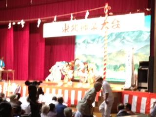 東北神楽大会