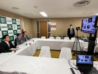 宮城県連リモート意見交換会2(令和3年3月26日)