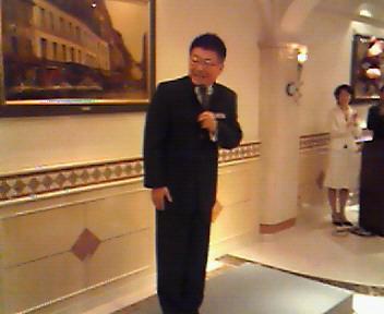 生島ひろしさん